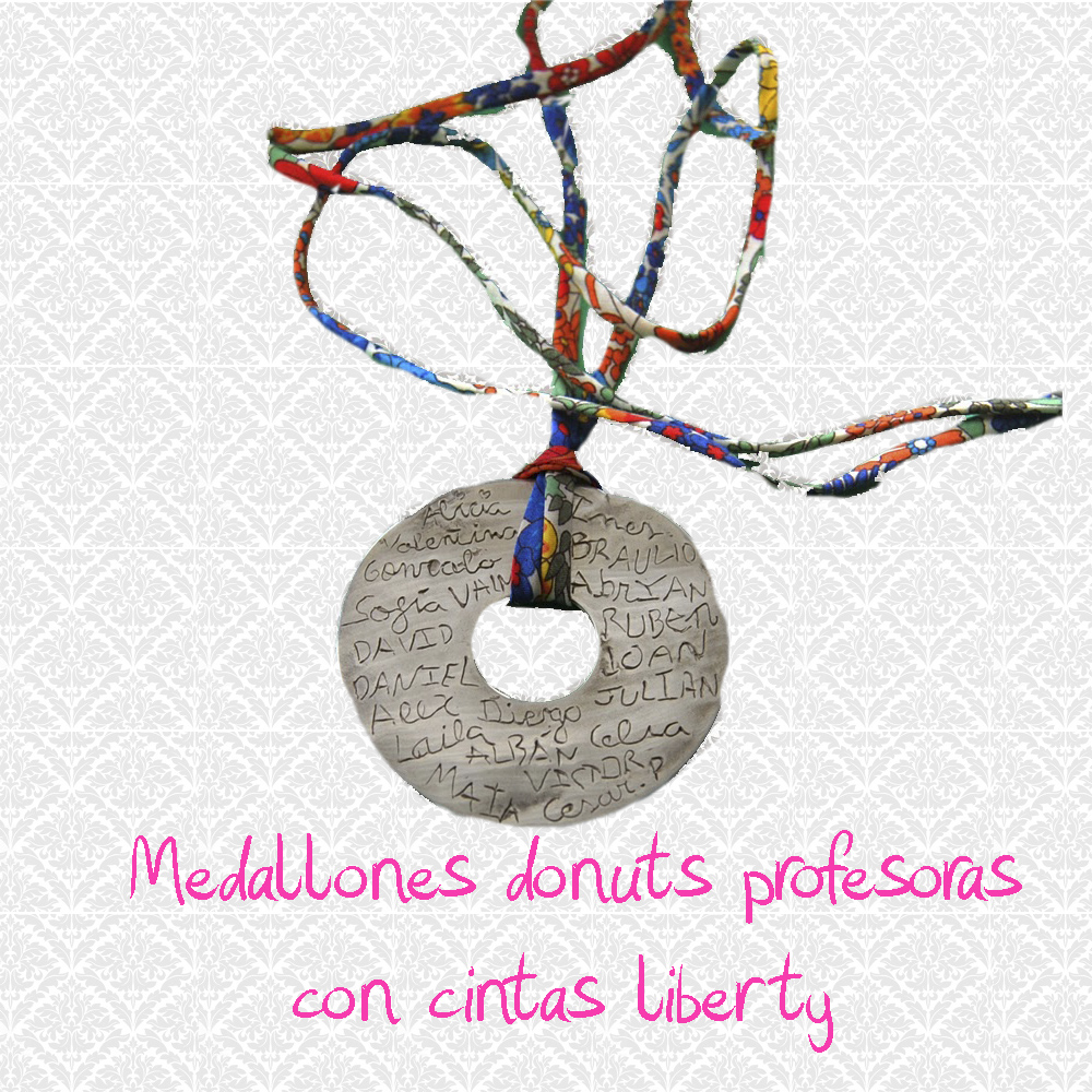 medallon donut liberty