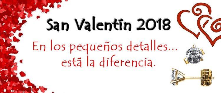 San Valentín 2018.