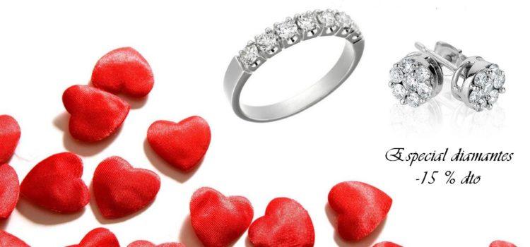 Diamantes San Valentín 2019