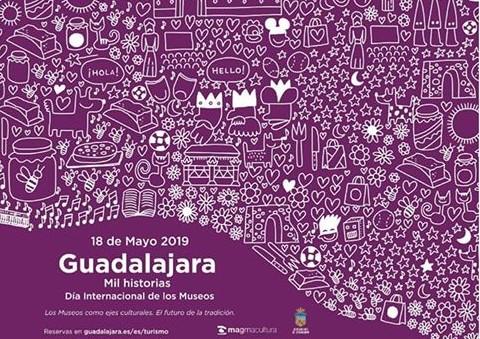 Guadalajara celebra el día internacional de los museos.