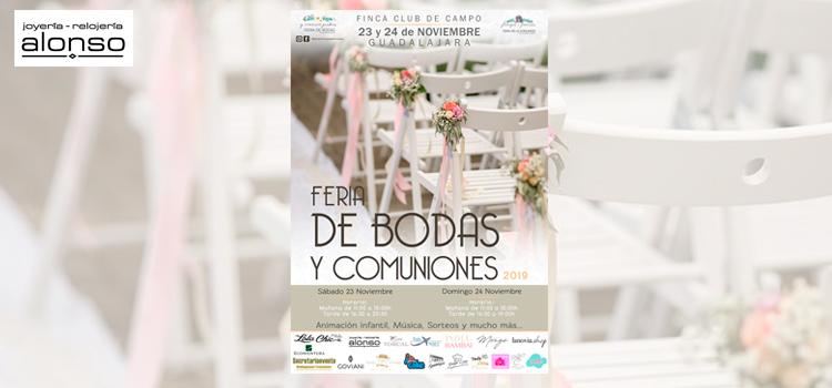 Feria de las bodas y comuniones