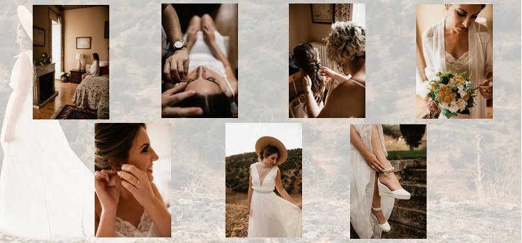 Shooting de la diseñadora Laura de Lucas