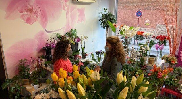Ikebana floristería