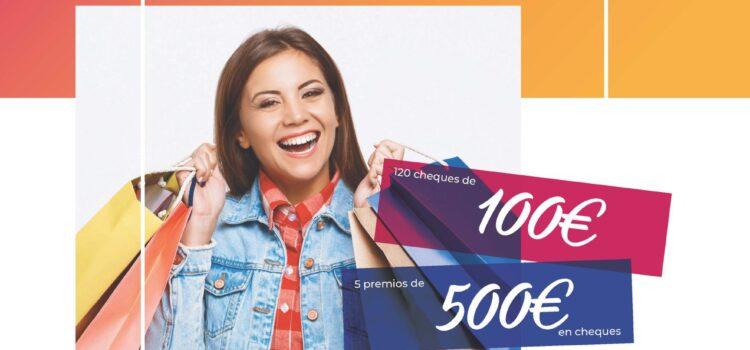 Comprar en Guadalajara tiene premio y ayudas a la economía local. ¡Suerte!