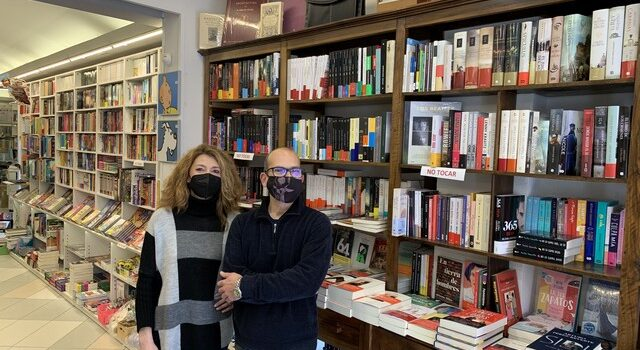 Librería Emilio Cobos