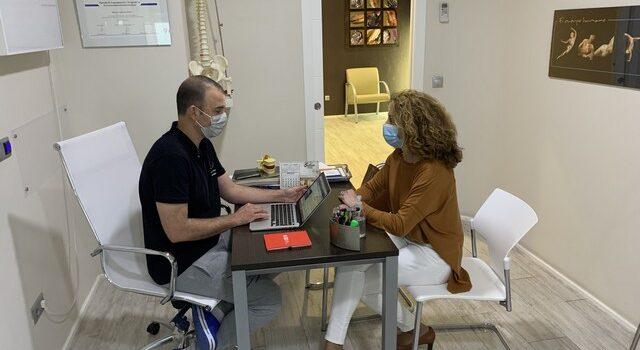 Osteopatía y fisioterapia Marcos Iglesias
