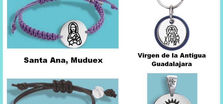Patronas de Guadalajara hechas joya